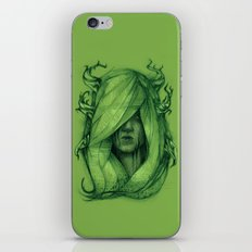 Bad Hair Day iPhone & iPod Skin