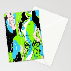 Permanent Construction Stationery Cards