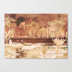 Cocoa Canvas Print