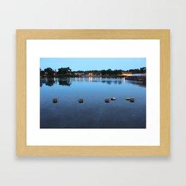 Mississippi River Framed Art Print