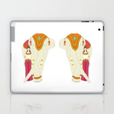 From the Land of the White Elephants Laptop & iPad Skin
