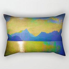 Almost Home Rectangular Pillow