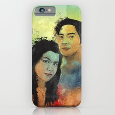 Gidget and Nino iPhone 6 Slim Case