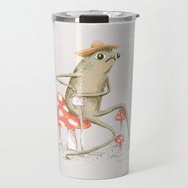 Awkward Toad Travel Mug