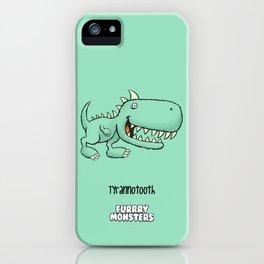 Tyrannotooth iPhone Case