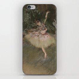 Edgar Degas - The Star iPhone Skin