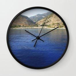 Crete, Greece 9 Wall Clock