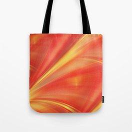 Dreamy orange Tote Bag