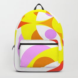 Atepomaros - Colorful Abstract Art Backpack