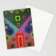 geometric Stationery Cards