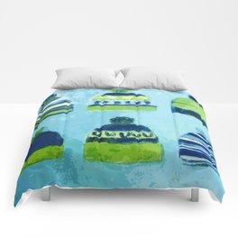 Caps Comforters