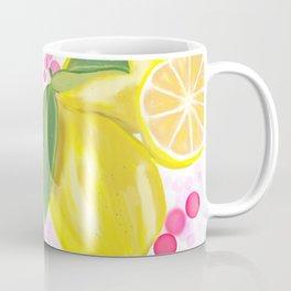 Strawberry Lemonade Coffee Mug