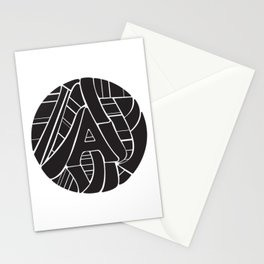 Circle A Stationery Cards