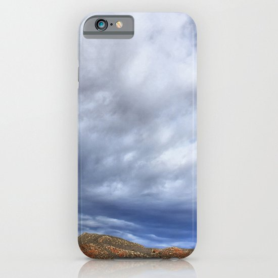 Red Mountain Open Space iPhone & iPod Case