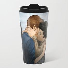 A kiss of Grace Travel Mug