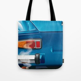 Renault Alpine A110 from 1962 Tote Bag