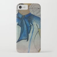 vogue iPhone & iPod Cases featuring Vogue by Taylor Starnes