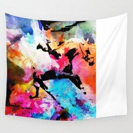Run away Wall Tapestry