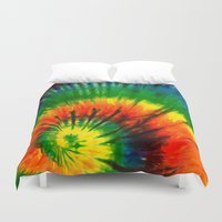 hippie Duvet Covers featuring HIPPIE by Maioriz Home