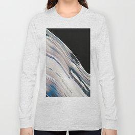 Space Time Blur Long Sleeve T-shirt