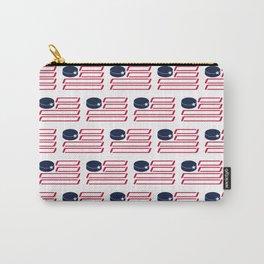 USA Hockey Flag Carry-All Pouch