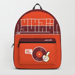 UNDO | Music to the people 02 Backpack