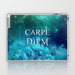 CARPE DIEM GEOMETRY Laptop & iPad Skin