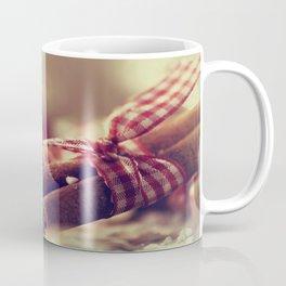 Cinnamon and almond scent for Christmas Coffee Mug