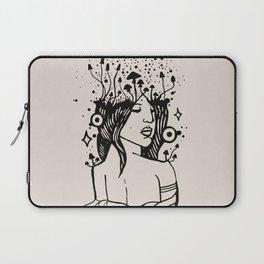 Queen of Spores Laptop Sleeve