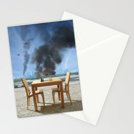 Stalemate Stationery Cards