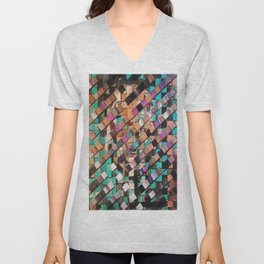 CELLULAR INTELLIGENCE  Unisex V-Neck