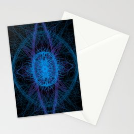 Ice Burst Stationery Cards