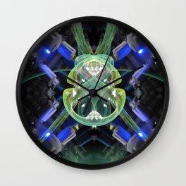 Borg Portal 02 Wall Clock