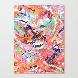 take orders Canvas Print