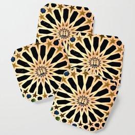 Azulejo de La Alhambra Coaster
