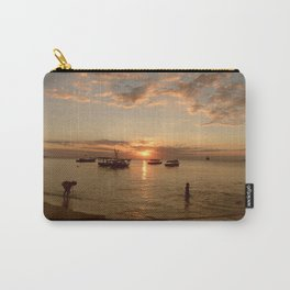 Stonetown Sunset Carry-All Pouch