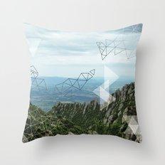 Montserrat, Barca Throw Pillow