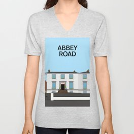 Abbey Road Studios Unisex V-Neck