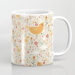 Party Chickens Coffee Mug