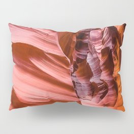 Deep Inside - Antelope Canyon in Desert Southwest Pillow Sham