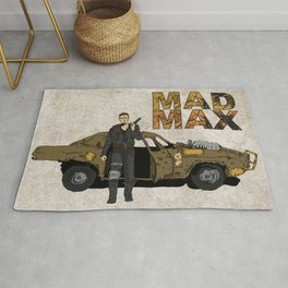 The Road Warrior Rug