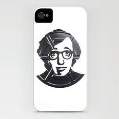 Woody Allen Slim Case iPhone (4, 4s)