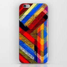 Tangled Maze iPhone Skin