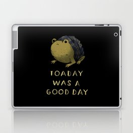 toaday was a good day Laptop & iPad Skin