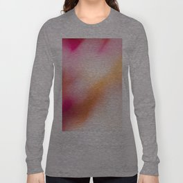 Pink Colours Long Sleeve T-shirt
