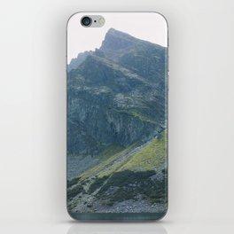 Luz del alba iPhone Skin