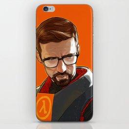 Freeman you fool! iPhone Skin