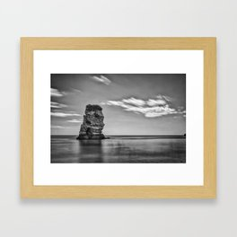 """Phantom""  Framed Art Print"