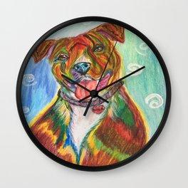 Lola Matilda Wall Clock