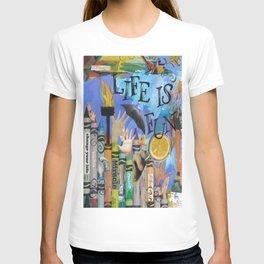 Fun by Seattle Artist Mary Klump T-shirt